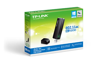 TP-Link Archer T4U Adapter