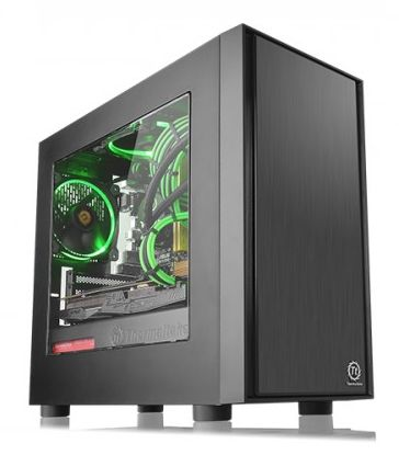 Thermaltake Versa H17 Black Case