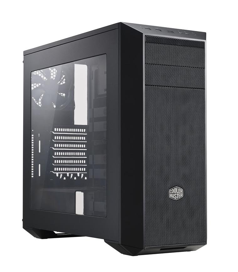 Coolermaster Masterbox 5 Window Black