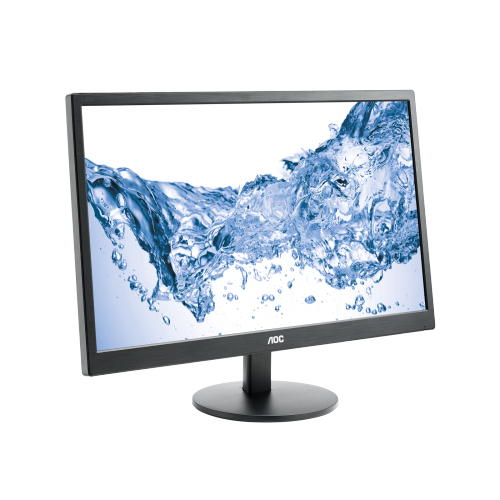 "AOC E2470SWH 23.6"" LED 1ms Monitor"