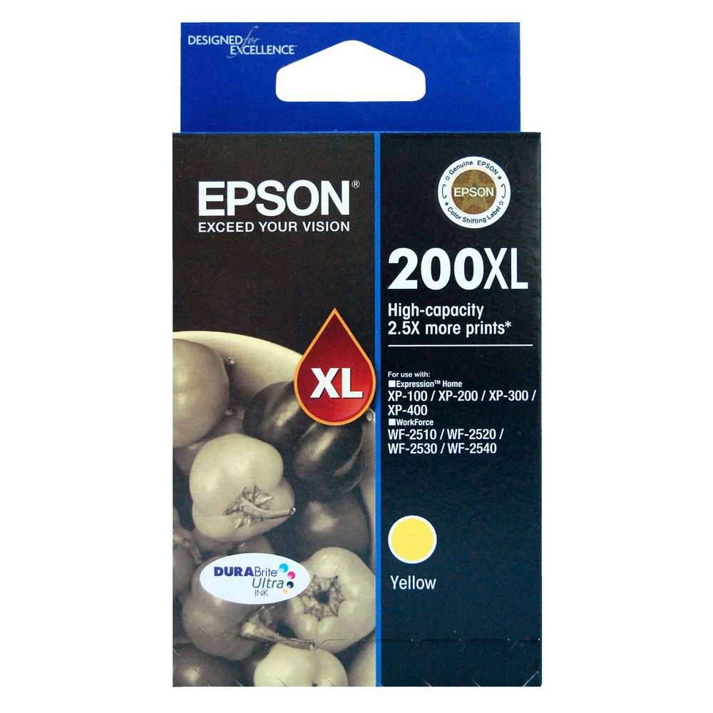 Epson 200XL Yellow