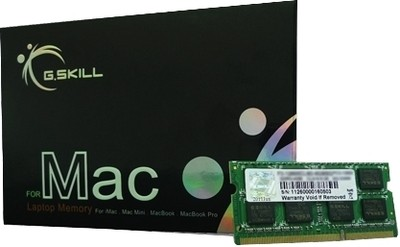 G.skill DDR3 1333 4gb for MAC