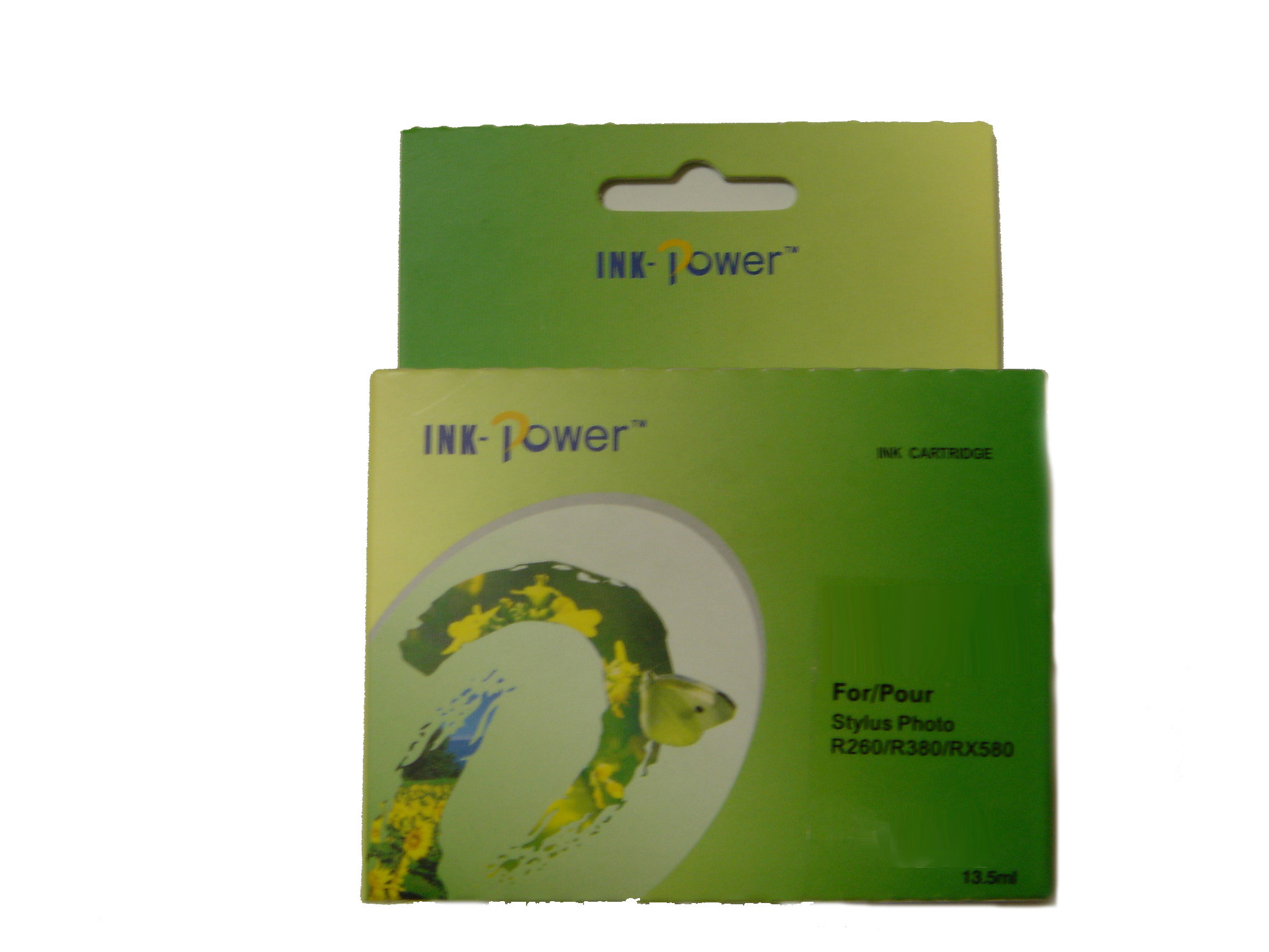 Ink E-220xl w chip (black)