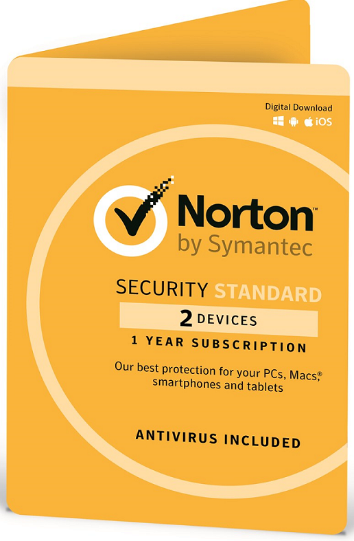 Norton Security Standard 2 Devices