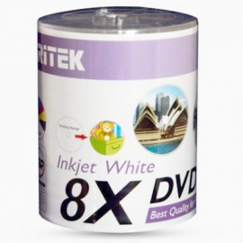 Ritek DVD-R 100pcs hub printable