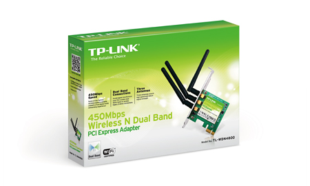 TP-LINK TL-WDN4800 Adapter