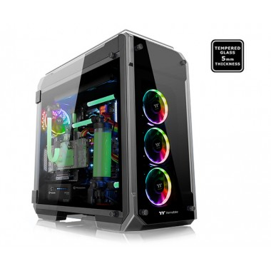 Thermaltake View 71 TG RGB Black PC Case