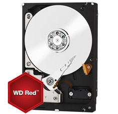 Western Digital 3TB RED NAS